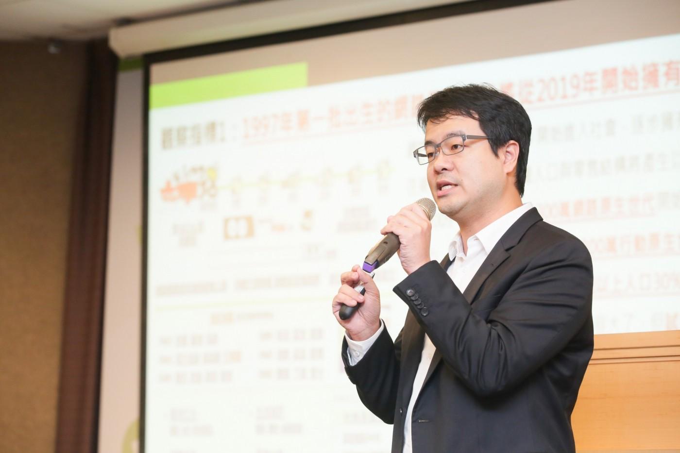 創業家兄弟郭書齊:蝦皮來台,是台灣電商產業最大禮物
