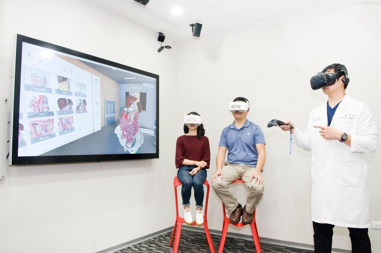 醫療VR跑更快,HTC用這三招搶白色商機