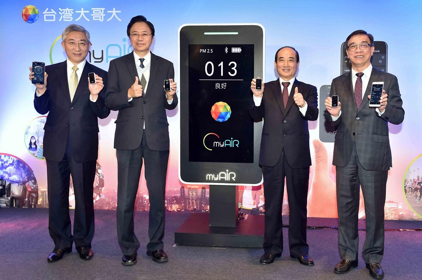 小米、宏碁都在賣,台灣大首推「PM2.5偵測器」優勢何在?