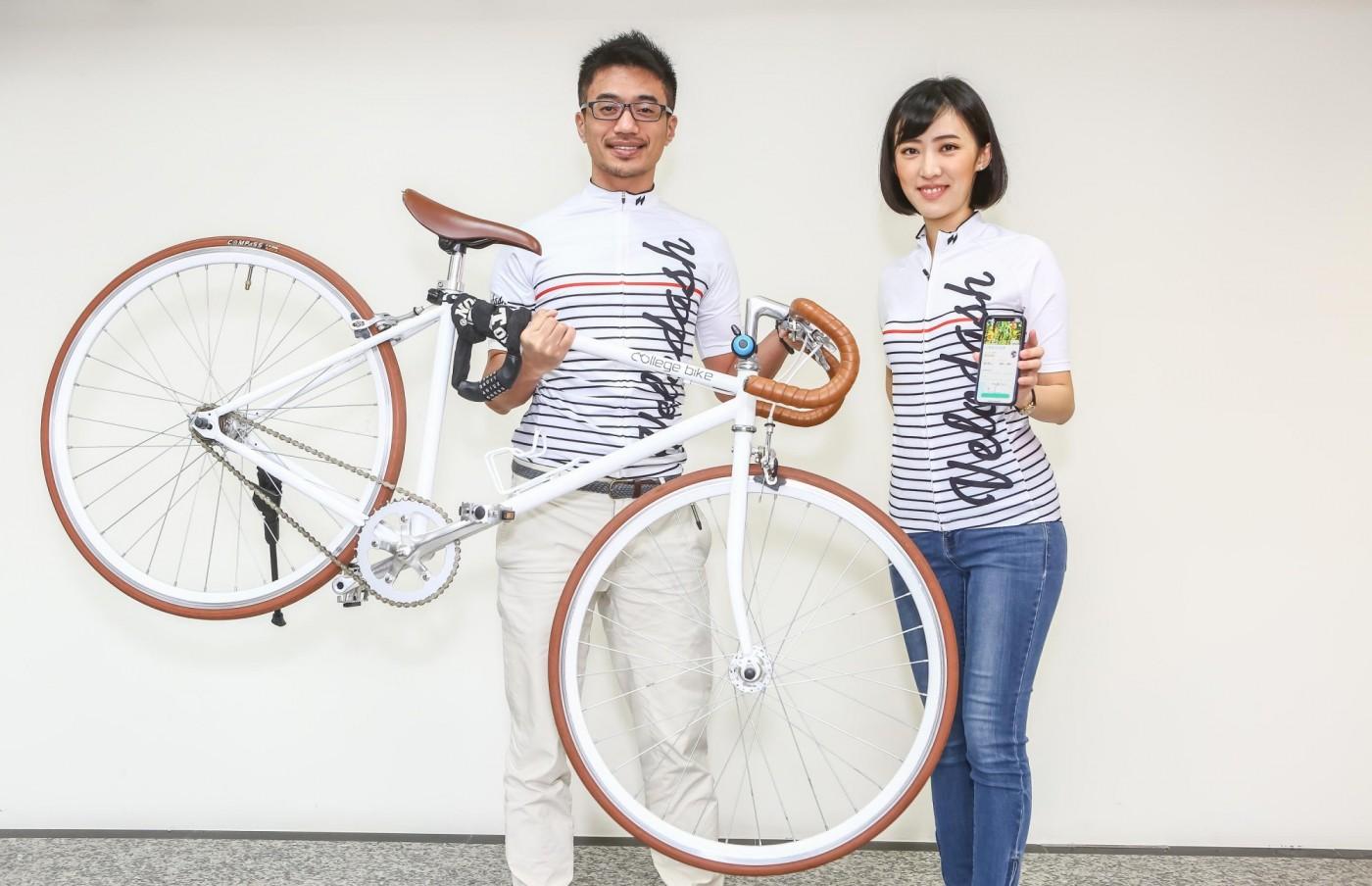 為單車社群發燒友而生!Velodash要解決自行車友間的互動難題