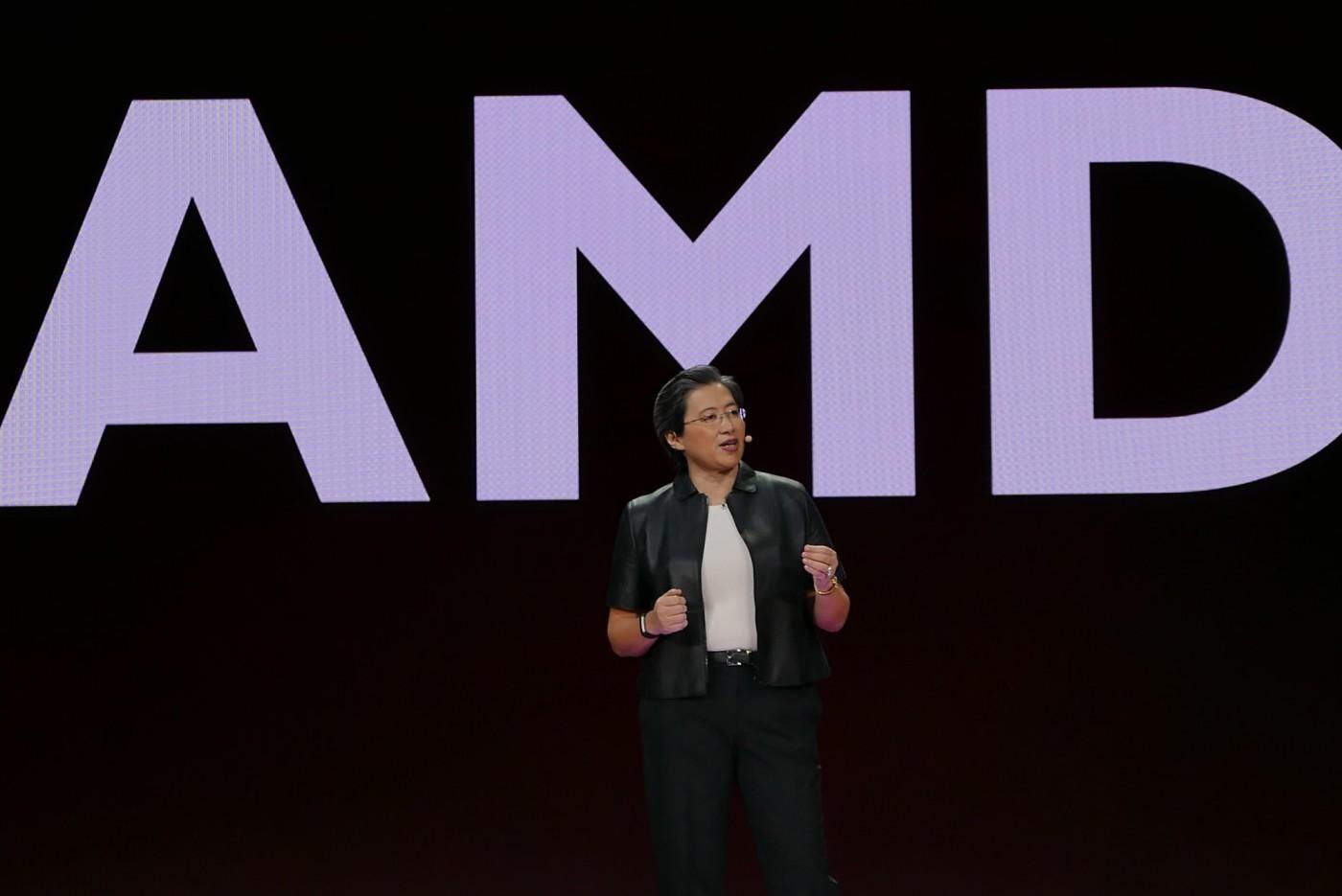 7奈米製程領航,AMD三箭追擊Intel與Nvidia