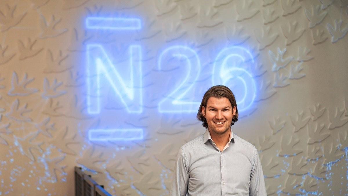 2019 欧洲身价最高金融科技FinTech新创纯网银N26估值达27亿美元