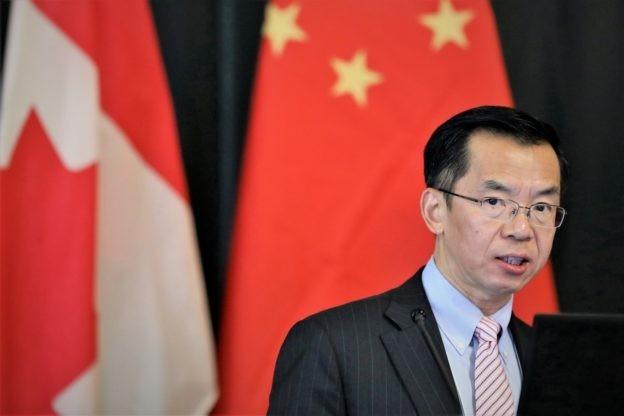 中國威脅加拿大,若禁華為將反擊