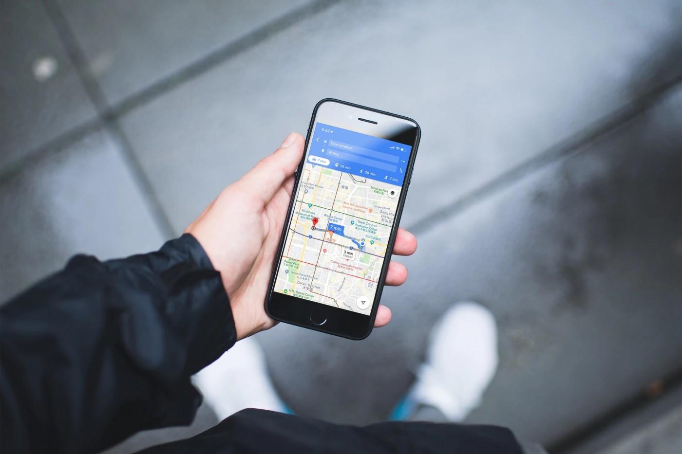 大解封必備!Google Maps新增防疫提示功能,守護用戶外出安全