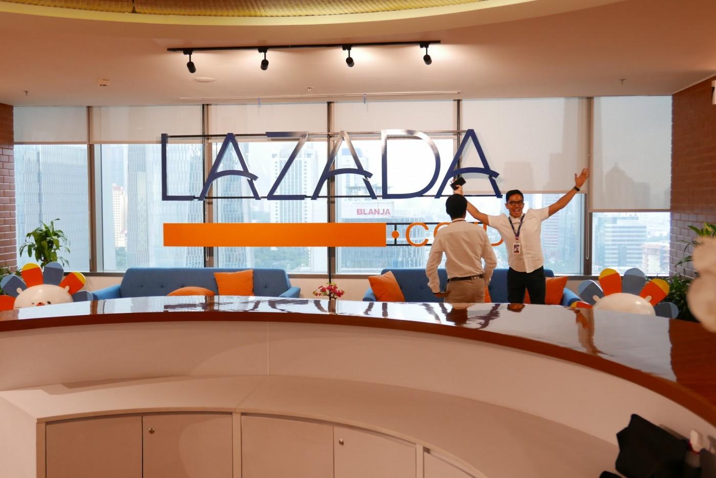 阿里巴巴投資好給力,Lazada三大領域彎道超車
