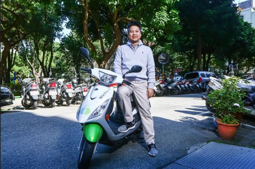 燒錢做電動機車生意,揭WeMo創辦人吳昕霈內心的「綠色交通大夢」