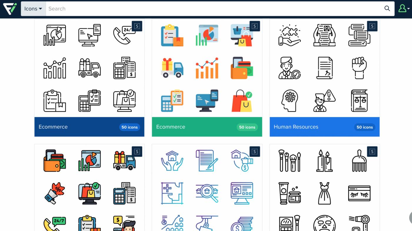 向量圖庫免費下載!設計師一定要知道的5個專業圖庫