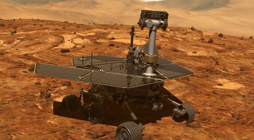 長眠火星!14年任務終結,NASA宣布火星探測車機會號失聯