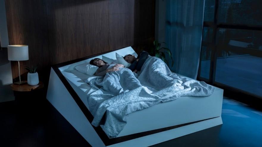 另一半睡相差?福特打造智慧床,讓你一覺好眠