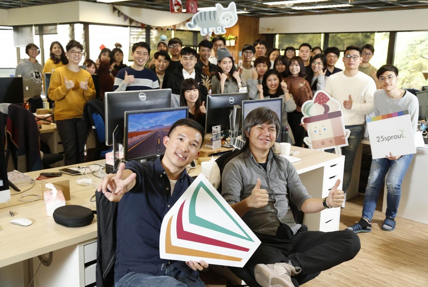 成功挺進歐洲市場!25sprout新芽網路要成為全世界最酷的台灣網路新創