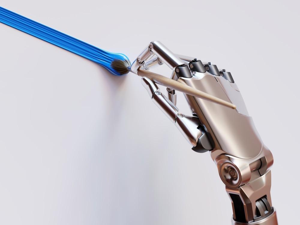 機器人真有可能成為藝術家嗎?