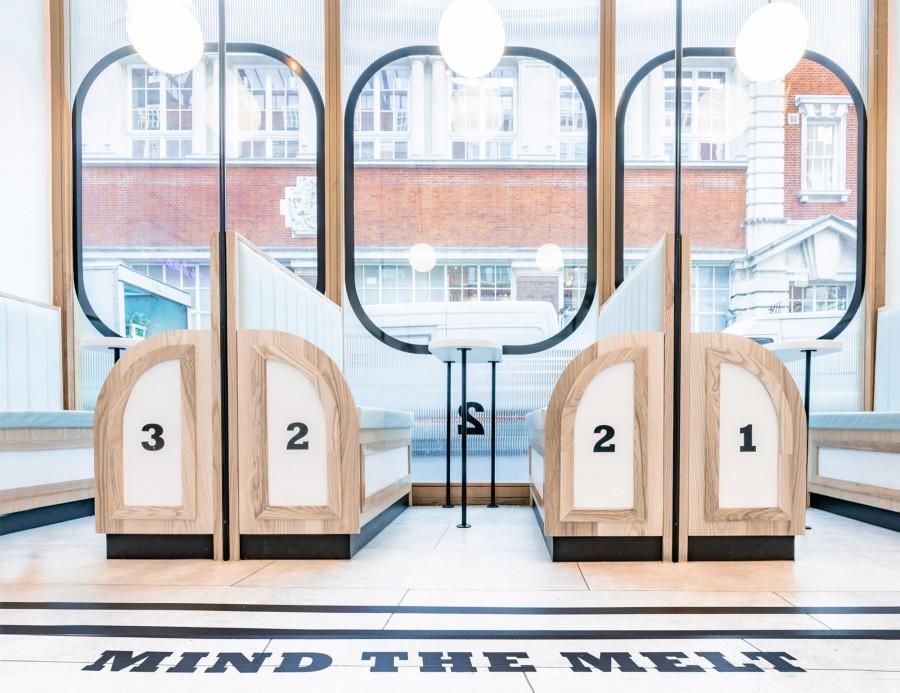 "img 1551075464 80311@900 - 仿佛来到云端火车站?伦敦云朵冰淇淋""Milk Train"",以蒸汽火车为灵感新门市揭幕!"