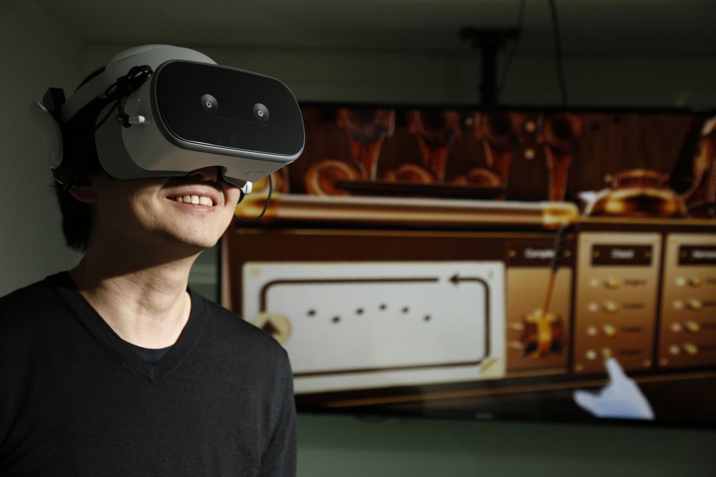 與科教館合作推中文VR教育遊戲!ScienceVR要啟發你對科學的興趣