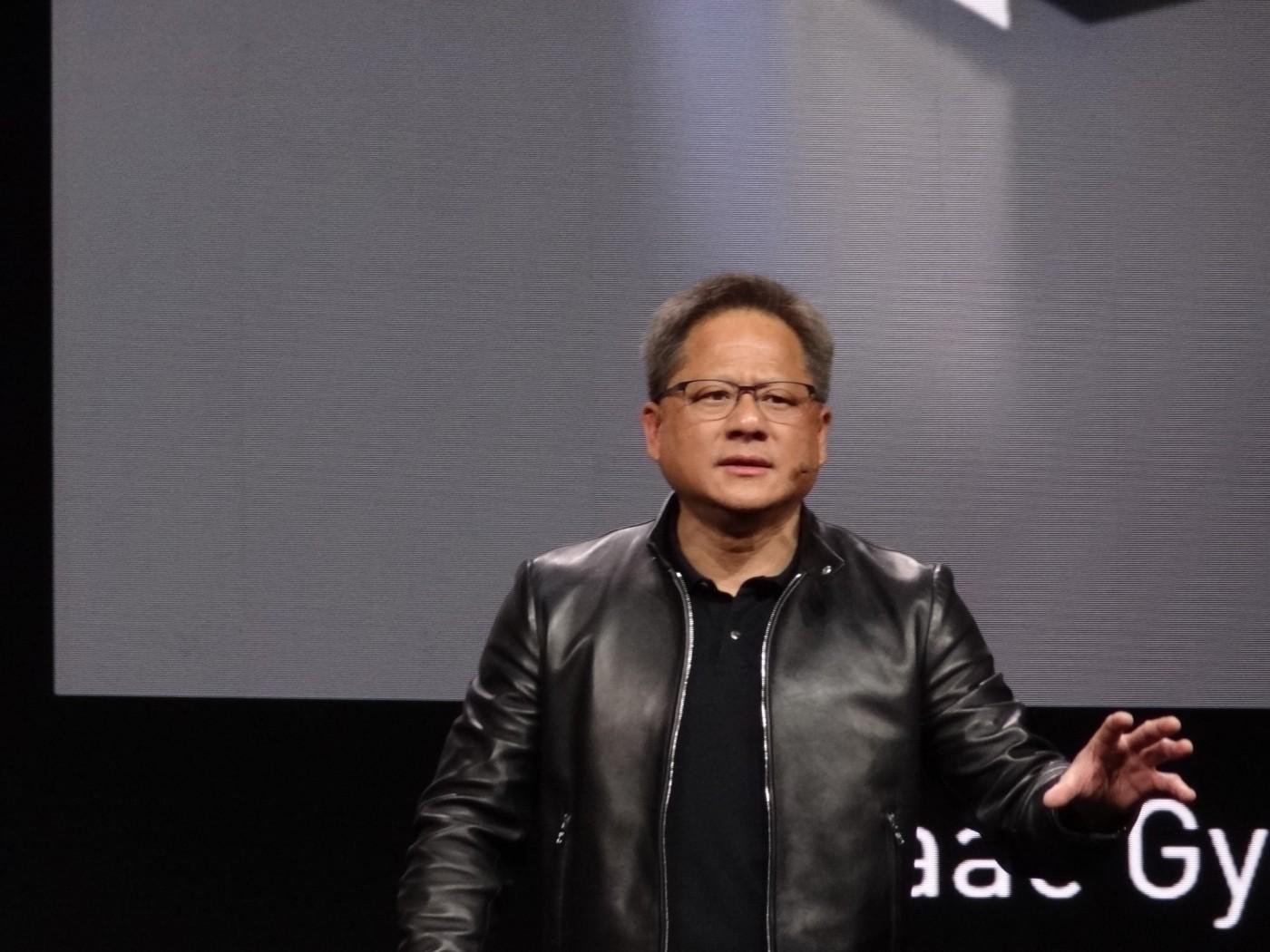 黃仁勳談Nvidia 69億美元收購Mellanox:在台製造無懼關稅衝擊