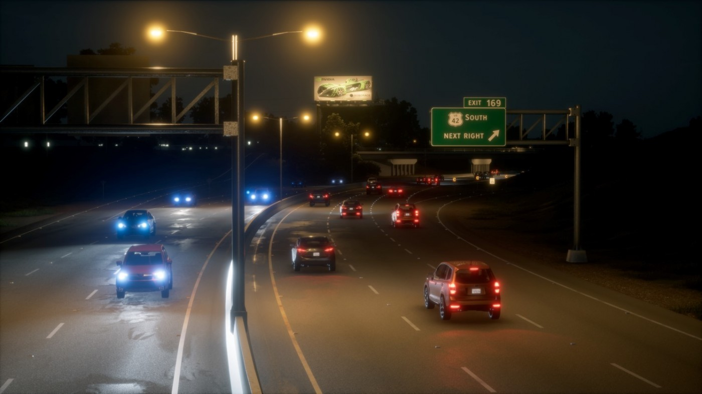 NVIDIA推出自駕車模擬平台可試駕數百萬英里,Toyota成第一個客戶