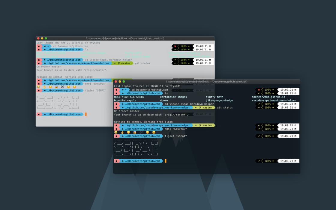 macOS的隱藏功能:10款Terminal主題讓Mac視窗更美觀