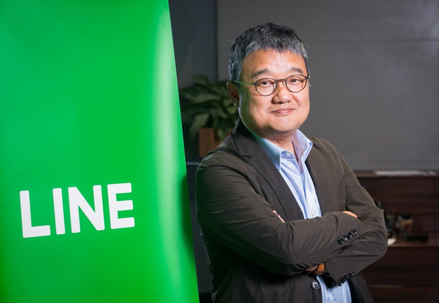 搶攻純網銀執照在即,台灣LINE Bank董事長人選先拍板