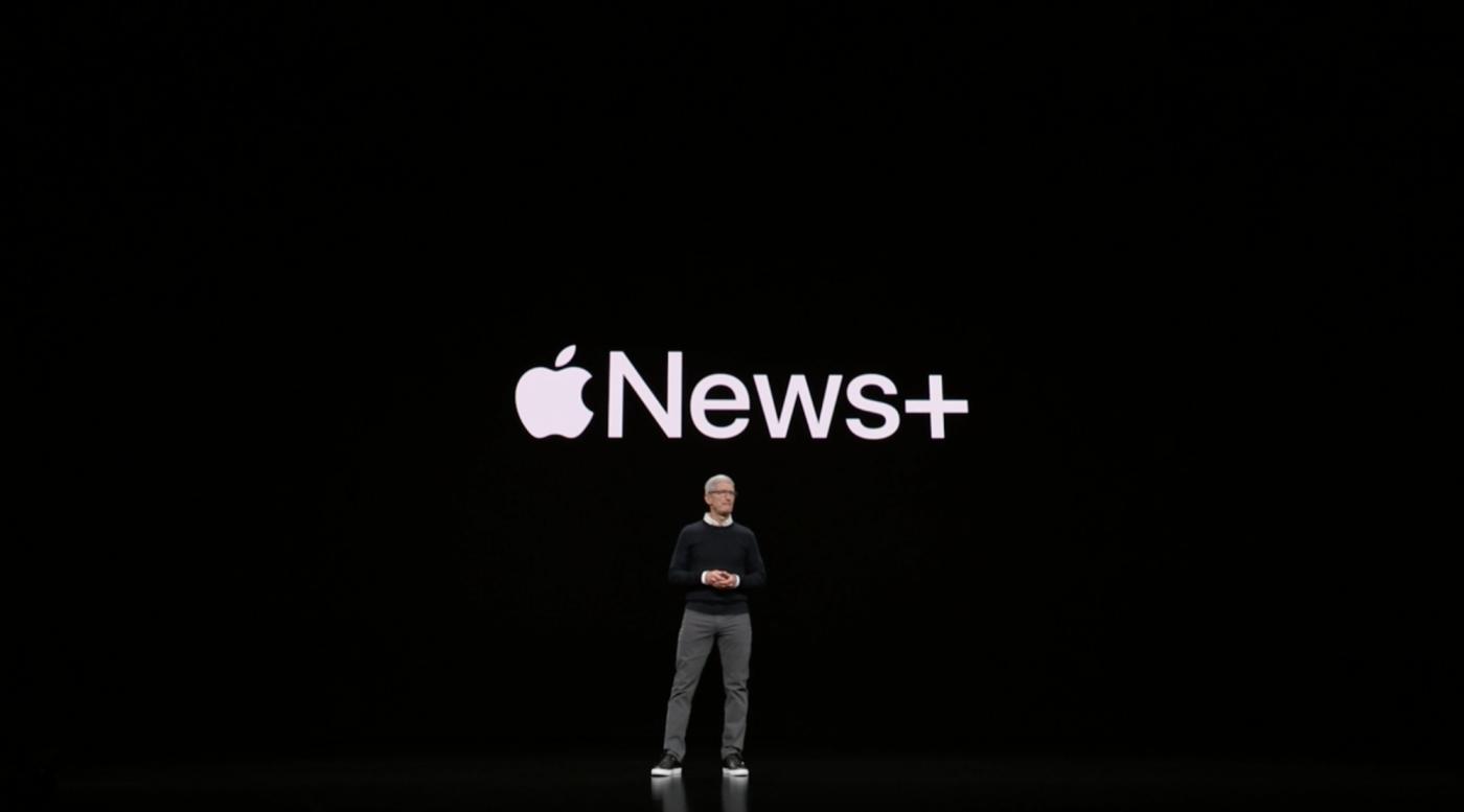 一場新聞界的豪賭:Apple News+是解救的仙丹還是毒藥?