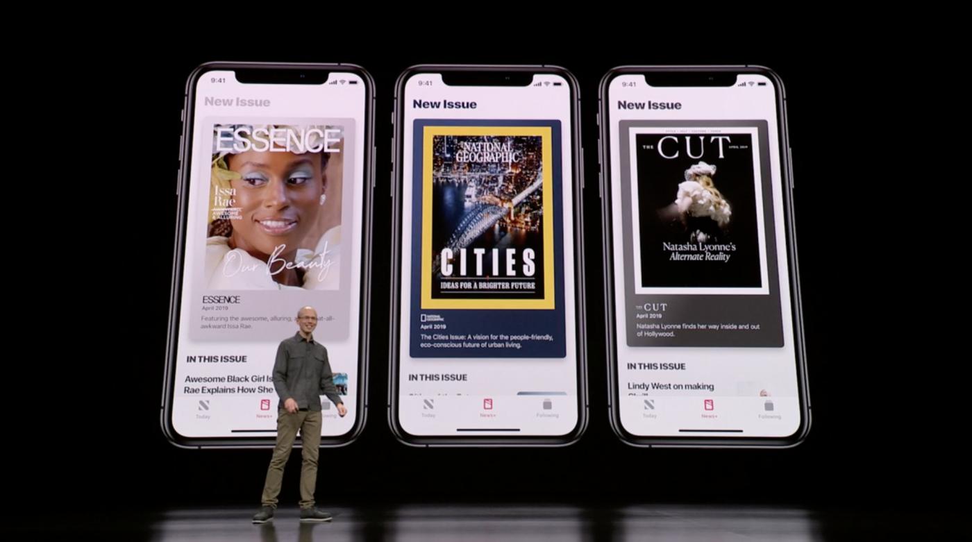 蘋果發表會4大新服務呼聲高,為何華爾街反應卻冷冰冰?