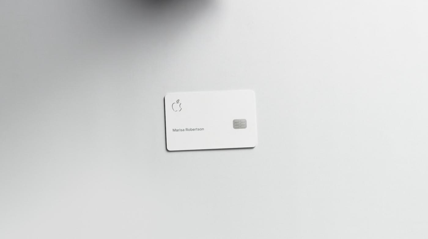 蘋果信用卡終於現身!現金回饋最高3%、身兼消費理財幫手