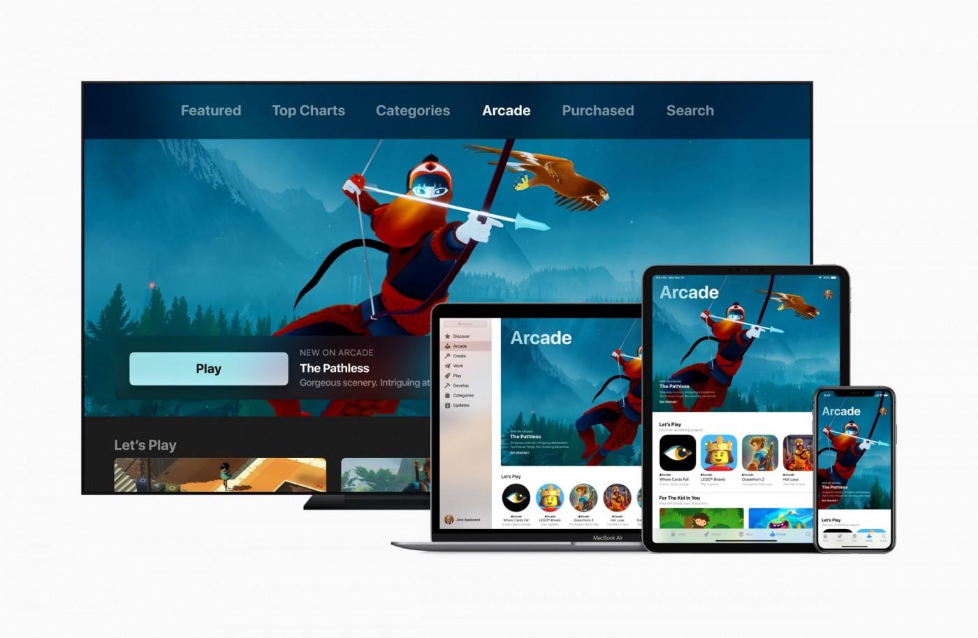 蘋果、Google遊戲訂閱服務將登場,電競硬體的末日到了嗎?