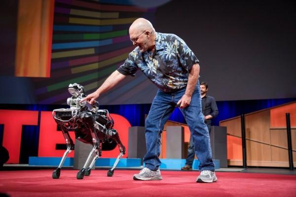 与波士顿动力分手两年后,Google将用AI打造更强大机器人