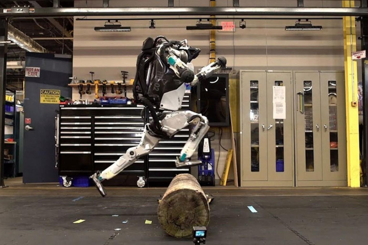 與波士頓動力分手兩年後,Google將用AI打造更強大機器人
