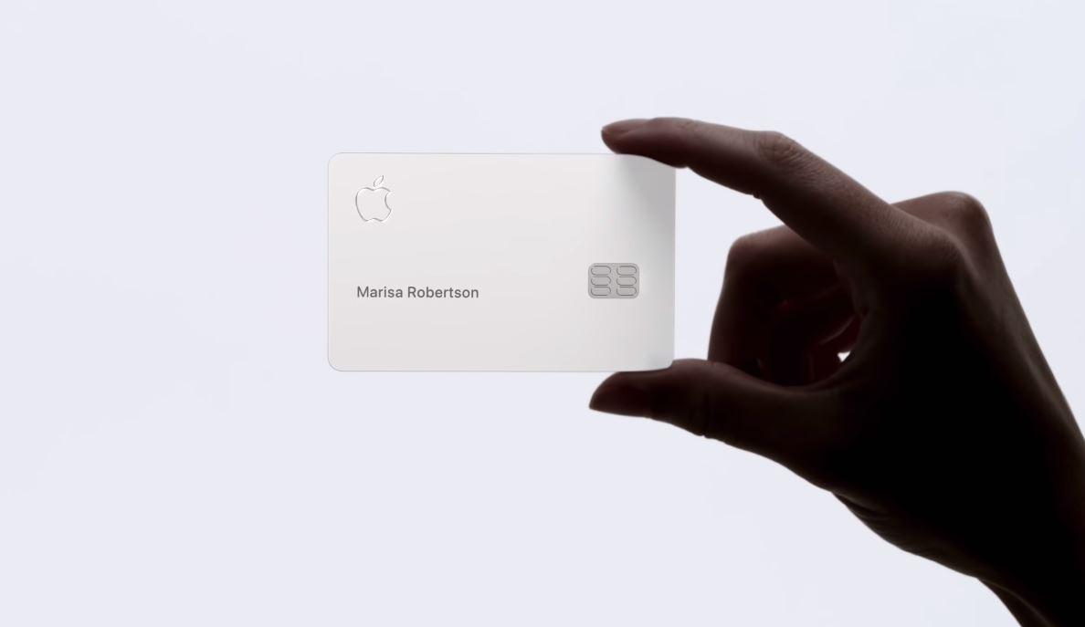苹果信用卡Apple Card申请,8月推向全美iPhone使用者
