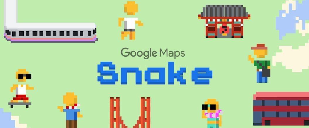 愚人節創意大爆發!Google端出貪食蛇遊戲、打字湯匙應景