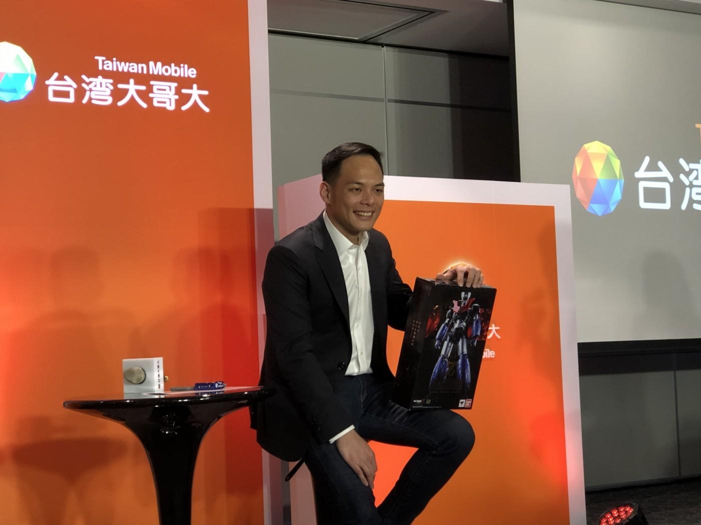 台灣大新總座林之晨拋「超5G策略」,打破電信業零和競爭
