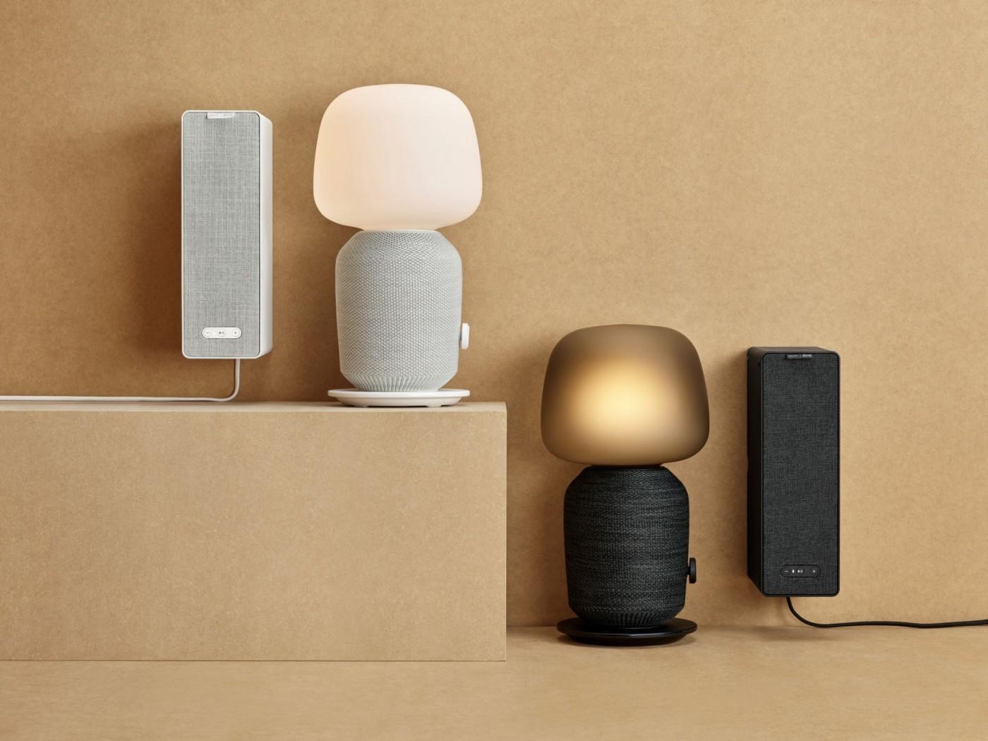 傢俱大廠IKEA找來音響商Sonos,打造平價智慧音箱