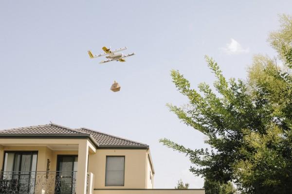 物流业打空战!UPS成立无人机子公司,预计年底展开空中快递