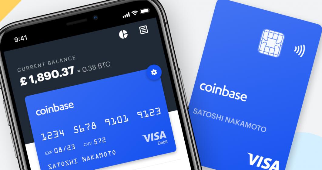 Coinbase攜手Visa推簽帳卡,讓「用比特幣買東西」成真