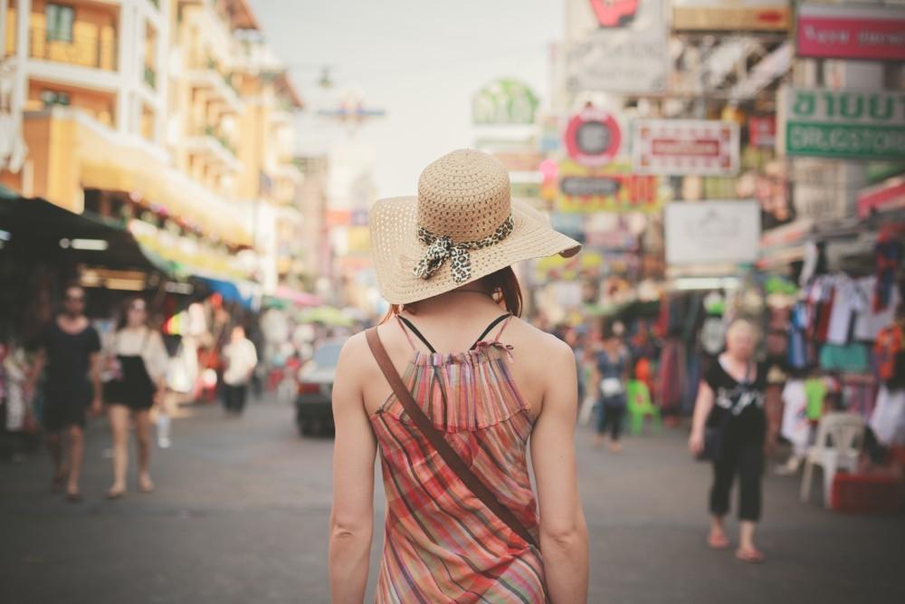 泰國旅遊兼市場觀察