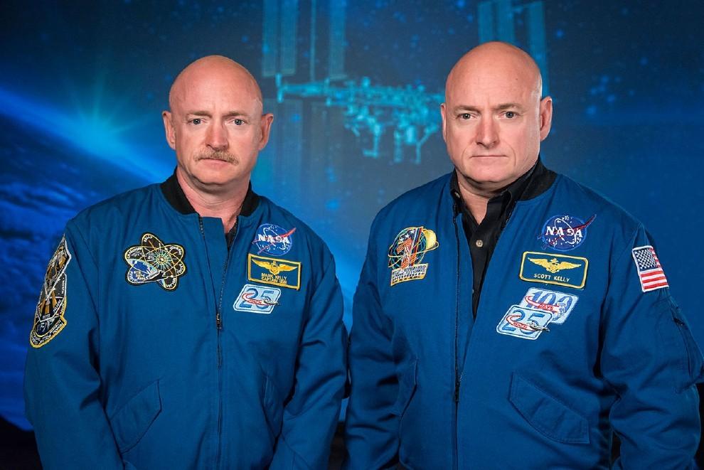 長期待在外太空,人體會有什麼變化?NASA找來雙胞胎做實驗