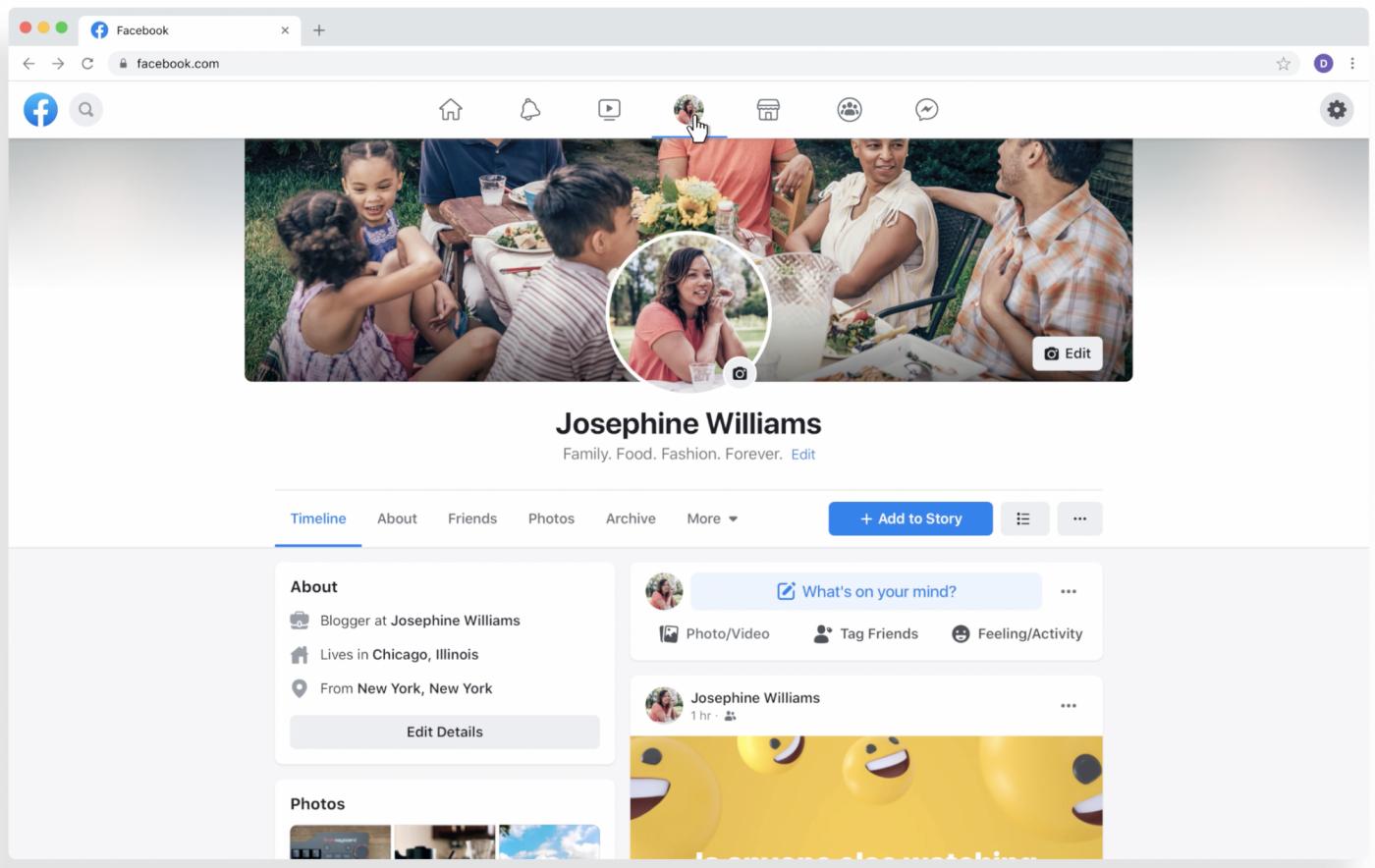 跟「Facebook藍」說再見!桌面、App介面迎15年來最大設計更新