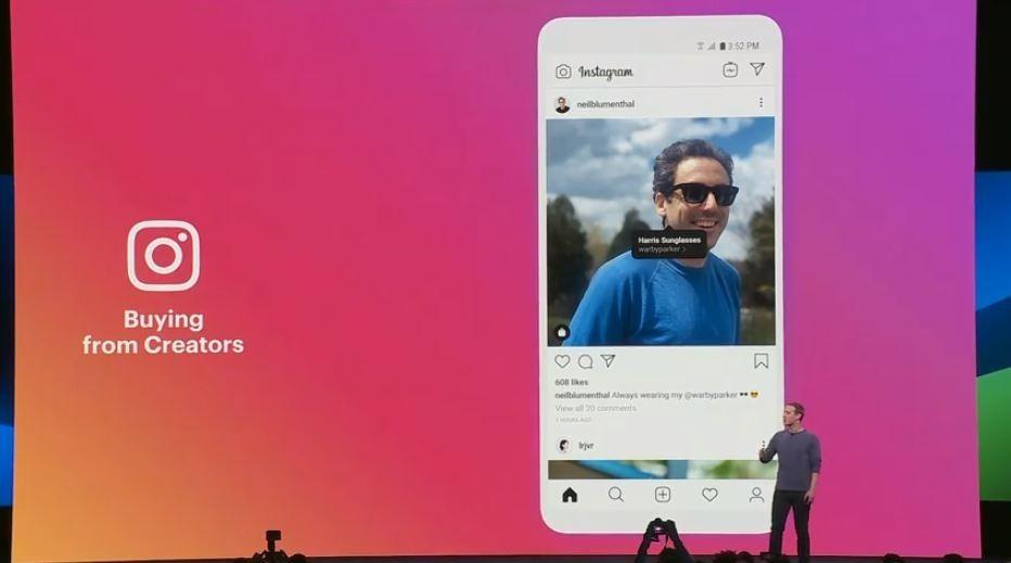 最大新電商平台將現身?Facebook、Instagram要讓購物支付像傳圖片一樣容易