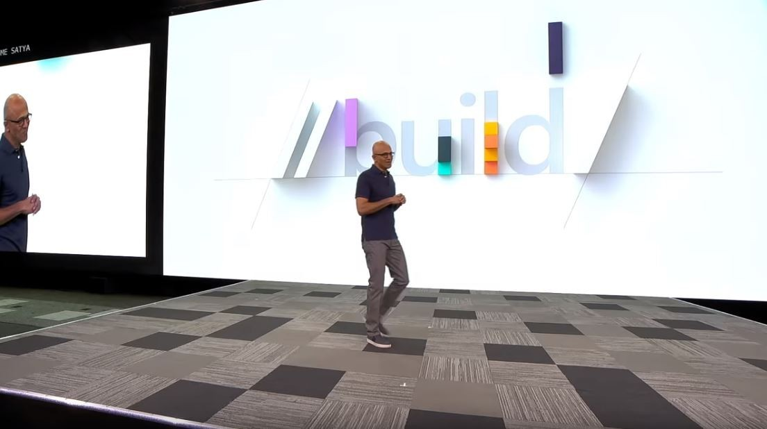 AI編輯來了!微軟Build開發者大會5亮點整理