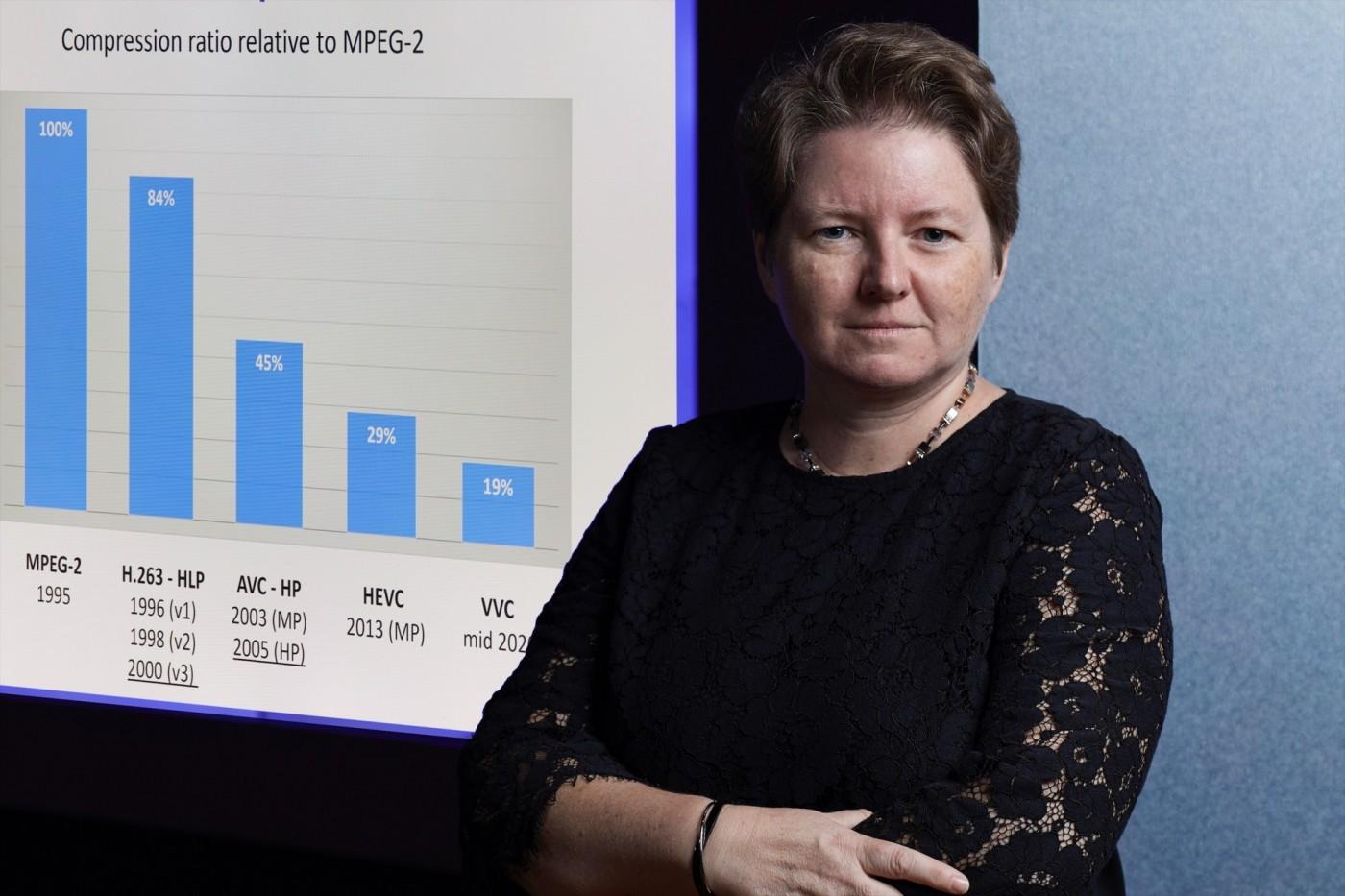 高通工程師獲歐洲專利局終身成就獎提名 Marta Karczewicz博士因其對影片串流標準的重要貢獻獲得認可