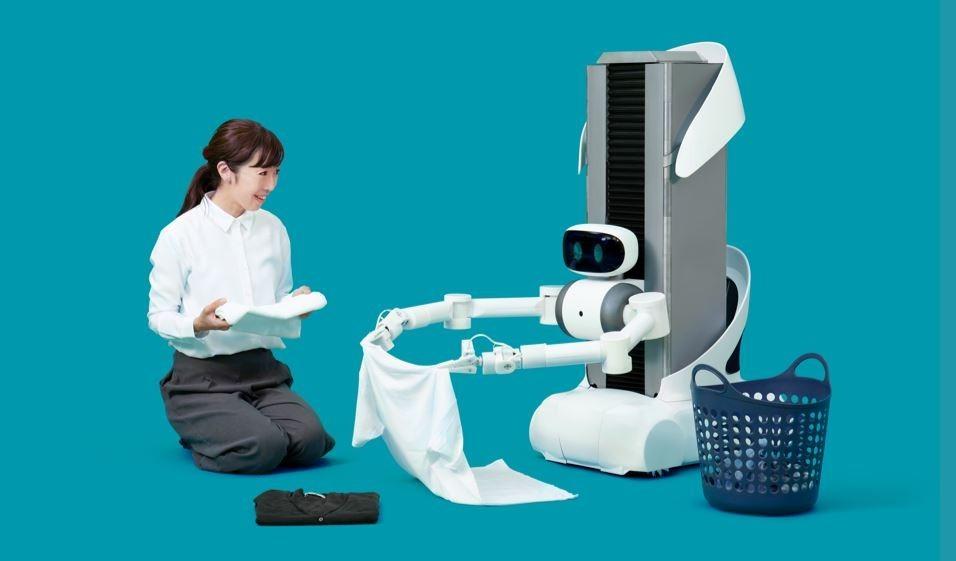 家事救星!日本推月租摺衣機器人,遠端遙控居家清潔