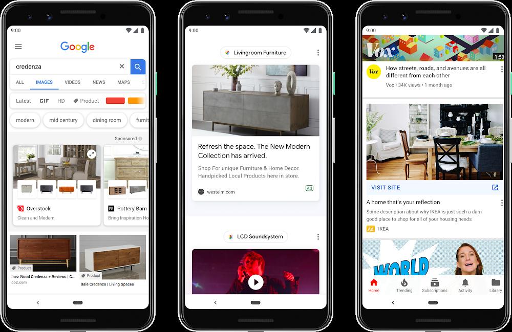 Google在廣告、電商領域全速狂奔,發表4大重點功能更新
