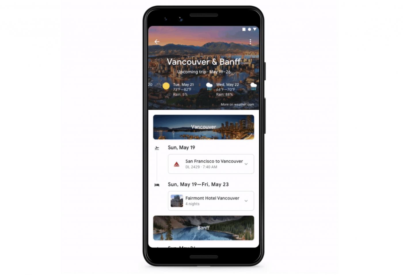 才問世一年就說掰掰!Google下架行程規劃Google Trips App