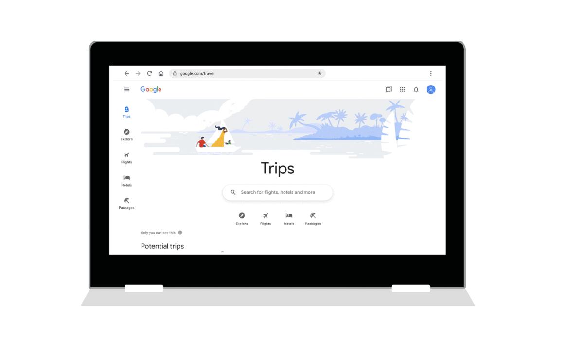 班機、旅館、餐廳都能預訂!Google Trips要成為用戶旅行規劃的全方位助理
