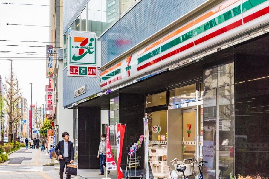 7-11 和 Apple 合作!未來日本 9 成小 7,將「內建」Apple Store