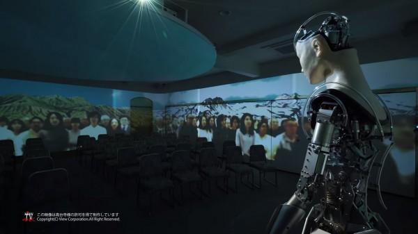 双生机器人之父-石黑浩教授:愿意接受机器人为你讲经说法吗?