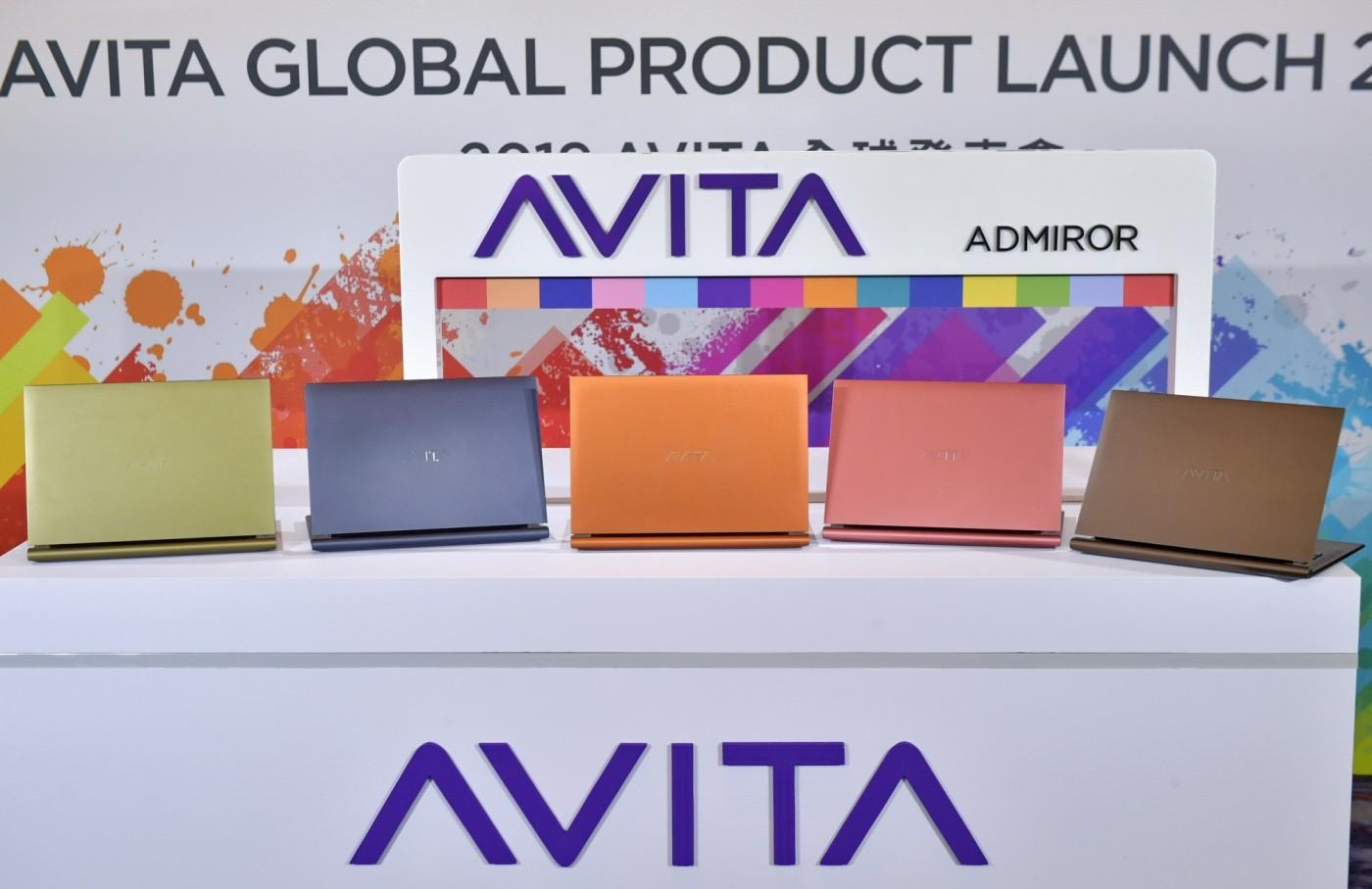 把筆電變成時尚配件,AVITA要成為筆電界Zara