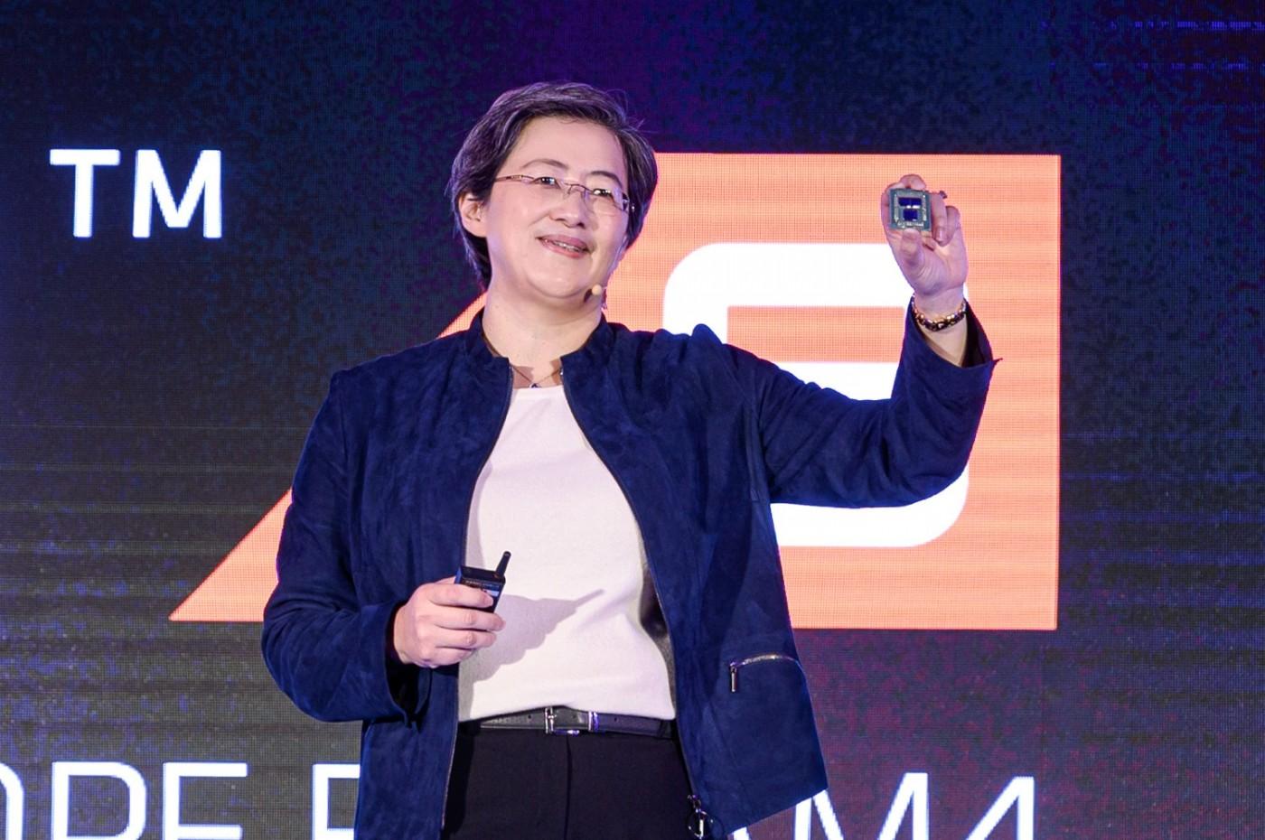 穩奪Intel伺服器市占!AMD上修今年度營收預測,Q2財報後股價漲逾10%