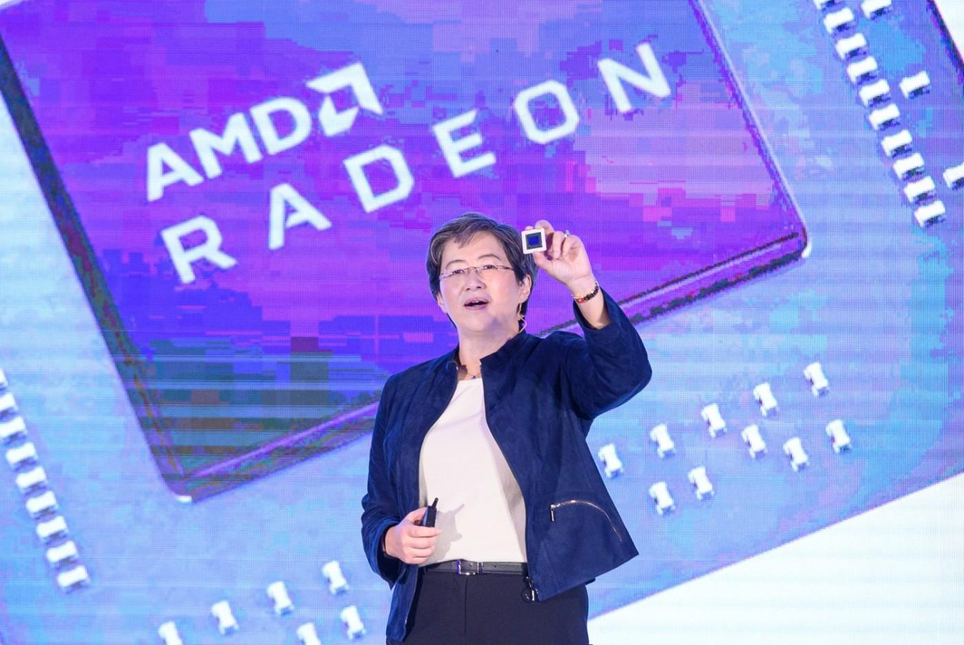 AMD結親三星,繪圖晶片技術跨入手機平台