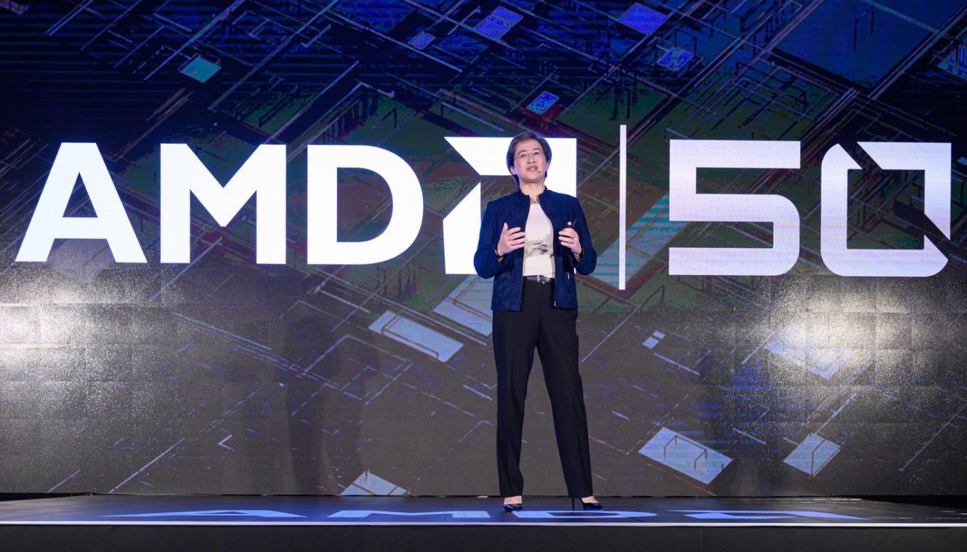 將AMD翻身、6年創千億市值!蘇姿丰寫下半導體奇蹟,勇闖矽谷的3個信念