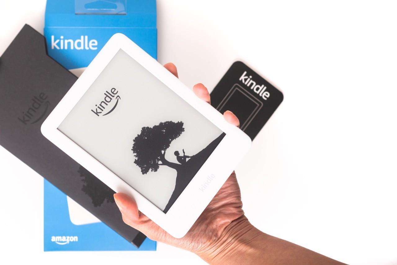 亞馬遜Kindle入門指南:電子書快速上手的4訣竅